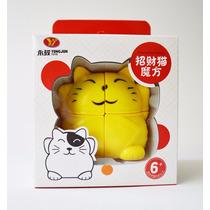 Cubo Rubik :: Yongjun - Gato De La Fortuna