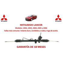 Caja Direccion Hidraulica Cremallera Mitsubishi Lancer 2005