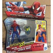 Spiderman The Amazing Spider-man 2 Figura Con Luz