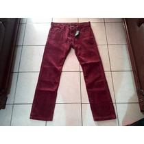 Pantalon De Pana Tinto 36 38 The Hundreds