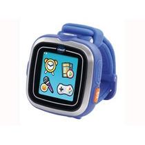 Reloj Smartwatch Azul Kidizoom Vtech Voz Foto Video Juegos