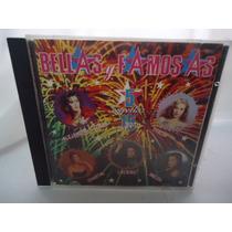 Bellas Y Famosas -cd Album - Thalia, Lucero, Alejandra Guz