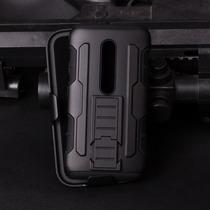 Robot Motorola Moto X Play Clip Holster Uso Rudo Militar