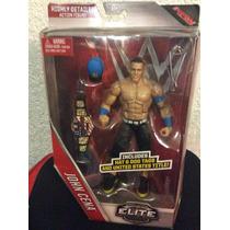 Figura De La Wwe John Cena Elite 100% Nuevo!!!!!