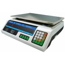 Bascula Digital Lcd Comercial Tienda 30kg Acero Inoxidable