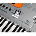 Teclado Musical Medeli M5 Nuevo! De 61 Teclas Sensibles
