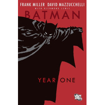 Libro Comic Batman Year One (batman Año Uno) Novela Grafica!