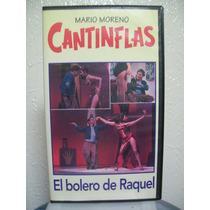 Peliculas Vhs, Cantinflas, Originales, Nuevas, De Colección