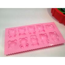 Moldes De Silicón Hello Kitty Para Chocolatería,fondant, Etc