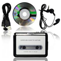Abcgoodefg Casete Pc/cd/mp3 Cinta Convertidor Blakhelmet Sp