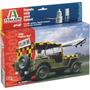 Italeri Tanque Jeep Willys 1/35 Armar Pintar Con Todo !