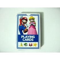Juego De Cartas De Mario Bros - Nintendo Magazine Uk