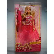 Barbie Vestido De Gala Rosa Y Fabulosa 1