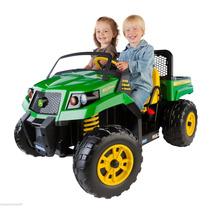 Carrito Eléctrico Cuatrimoto Todoterreno Tractor John Deere
