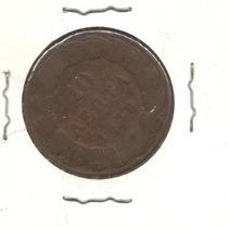 Moneda Antigua De Grecia En Cobre Rara Coleccion