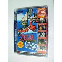 Dvd Review De The Legend Of Zelda: Wind Waker