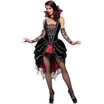 Disfraz Mujer Araña Vestido Viuda Negra Halloween