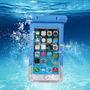 Funda Protectora Para Celular Iphone Samsung Contra El Agua