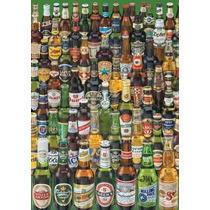 Rompecabezas Educa 1000 Piezas Cervezas Arte Juegos Colibri