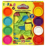 Play-doh Plastilina Moldes Letras Y Números - Blakhelmet Nsp