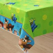 Toy Story Mantel Fiesta Infantil Decoracion Woody Buzz Kids