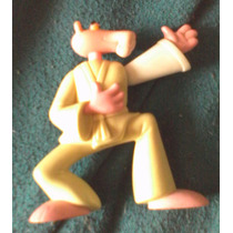 Figura Pantera Rosa Karateka