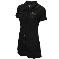 Vestido Negro Marca K-swiss Talla L, $390