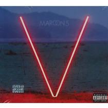Maroon 5 - V / Disco Cd / Con 14 Canciones
