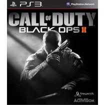 Cod Call Of Duty Black Ops Ii 2 Ps3