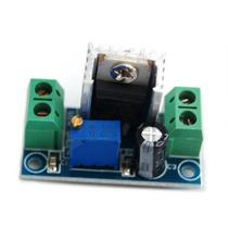Módulo Regulador Ajustable De Voltaje Lm317