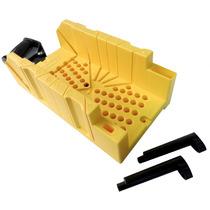 Inglete Con Serrote Caja De Plastico Jgo 2 Stanley Mod 20600