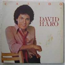 David Haro / Cálido 1 Disco Lp Vinilo