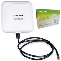 Antena Exterior Tp-link Tl-ant2409a Direccional 9 Dbi