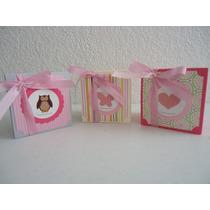 Cajitas Personalizadas P/recuerdo Baby, Bautizo, Comunión