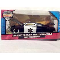 Mercury 1951 Coche Patrulla Jada Toys 1/24