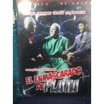 Dvd El Santo El Enmascarado De Plata 1 Película Lucha Libre
