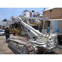 Perforadora De Roca Minera Ecm350 Mancuerna Ingersoll Rand
