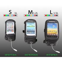 Estuche Celular - Iphone / Galaxy - Montar En Bicicleta