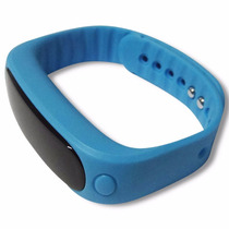 Smart Watch Azul Compatible Con Android 4.3 Ios 7.0