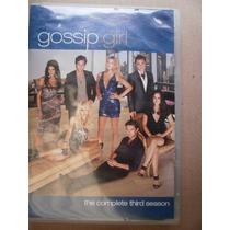 Gossip Girl Tercera Temporada Box Set 5 Dvds Region 1 Eu