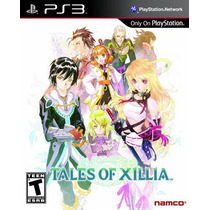 Tales Of Xillia Para Ps3 Playstation 3 Nuevo Sellado Pm0 Hm4