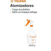 Atomizador Fumigador De Uso En Jardineria 1lt Aspersor