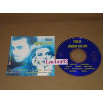 Thalia & Enrique Iglesias Especial Para Amberes 1999 Fono Cd