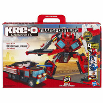 Tb Kre-o Transformers Sentinel Prime Construction Set