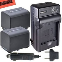 Kit Sony Dcr-sr68 Dcr-sr88 Handycam Camcorder Batería Y Carg