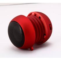 Bocina Recargable Portatil 2.2 W Conector Audio 3.5 Mm