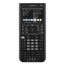 Texas Instruments Ti-nspire Cx Cas Calculador Grafico
