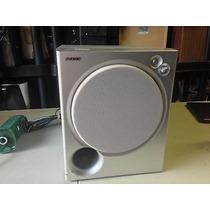 Subwoofer Sony 8oms 100w Ss-msp75 Activo Funcionando Al 100
