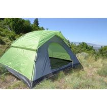 Casa De Campaña Deer Creek 3-4 Person Dome Tent