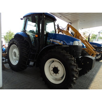 Tractor Agrícola New Holland Ts6.120 Nuevo Con Cabina